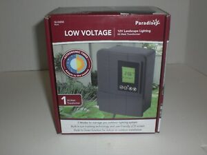 STERNO HOME PARADISE LOW VOLTAGE TRANSFORMER GL33050