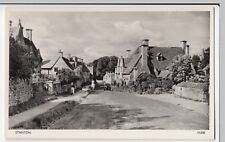 Gloucestershire; Stanton RP PPC, Unposted, By Photochrom, Shows Village Street