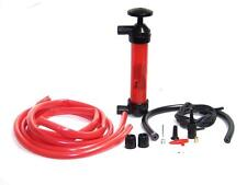 MULTI PURPOSE USE PUMP SIPHON & TRANSFER WATER OIL AIR INFLATOR PUMP