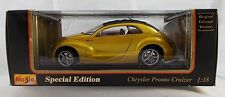 Maisto Chrysler Pronto Cruizer OCV 1:18 Diecast Mint in Box V4