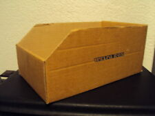 KARTON SINGLE BOX, 10 Stück Paket, für 125/150 Singles, neu