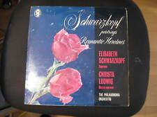 ELISABETH SCHWARZKOPF & CHRISTA LUDWIG sing WAGNER & WEBER - STEREO