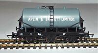 HORNBY R6377 6 WHEEL TANK WAGON 'ALPIN & BARRETT LTD'