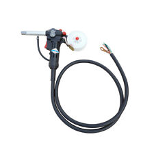 Aluminum Welding Torch Mig Spool Gun Push Pull Feeder without Cable for Millers