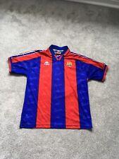 Camisa de fútbol Barcelona 1996 Kappa grandes Genuino Original