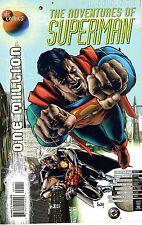 Adventures of Superman #1,000,000 Resurrection Man app. DC Comics 1998 VF-!!!