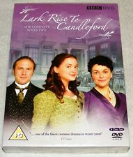 Lark Rise To Candleford - Series 2 (DVD, 2009, 4-Disc Set) New and Sealed
