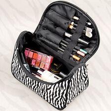 Mujer Multifunción Viaje Neceser Estuche De Maquillaje Higiene Organizador
