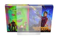 SCF4 Blu-ray Steelbook Fullslip Protectors (Old Size) (Pack of 10)
