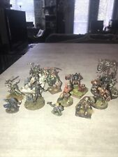 Huge Warhammer Figure Lot - Painted - Bits - Chaos - Undead - Reaper - Citadel