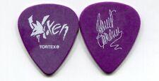 Vixen 2014 Tour Guitar Pick! Janet Gardner custom concert stage Pick
