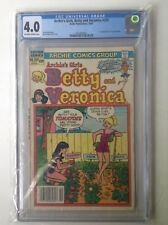Archie's Girls, Betty and Veronica #320 CGC 4.0 1982 1st Cheryl Blossom! G11 cm