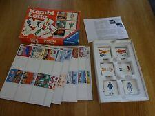 Kombi Lotto 1973, Ravensburger, Spielesammlung auflösen