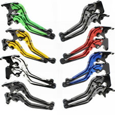 For Husqvarna SM 610 2007 CNC Foldable&Extendable Brake Clutch Levers Motorcycle