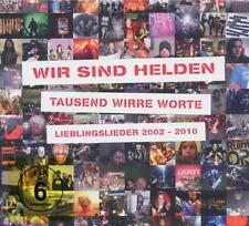 Wir sind Helden - Tausend Wirre Worte / Lieblingslieder 2002 - 2010 (2011)