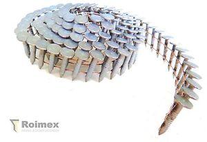 Prebena Dachpappnägel Pappnägel Pappennägel 20-44mm RING verzinkt feuerverzinkt