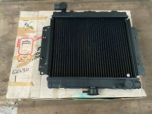 Serck Radiator for Ford Capri Mk1 Mk2 Mk3 Cortina Mk3