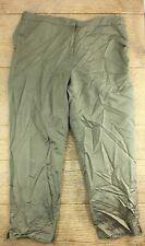Liz Claiborne Women's Pants Size 16 Silk Bronze Brown Dressy Tabitha