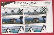 "6 SELLOS DEL PLIEGO PREMIUM ""ARQUITECTURA RURAL"" DEL AÑO 2014."
