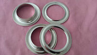 Curtain Grommets&Washers Heavy Eyelets, (40mm×62mm)(10 set a bag), Nickel Plated
