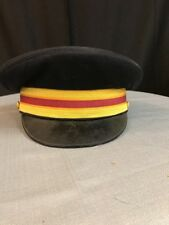 Vintage US Army Military Dress Uniform Hats Caps