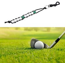 Golf Ball Beads Score Counter High Quality Golf Accessories 1Pc Stroke Putt Scor