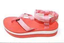 NEW Teva Flatform Universal Marled Florida Keys Platform Sandals WOMENS 7 NWOB