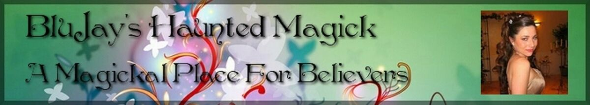 BluJay's Haunted Magick
