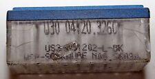 5 Schneidplatten Wendeplatten KOMET W30 04120.3260, US3-8003-L-P25M