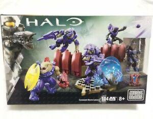 Mega Bloks Construx Halo Building Blocks DLB96 Covenant Storm Lance sp1237