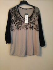 Betty Barclay 18 Top lace sleeves New with tags RRP £45