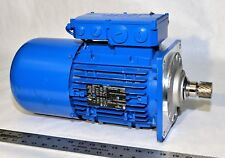 Lenze 3 Phase high efficiency motor with brake MHEMABR100-12C1U