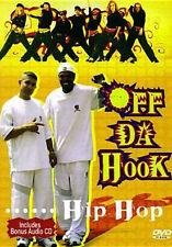 OFF DA HOOK HIP HOP - DVD - Region 1 - Sealed