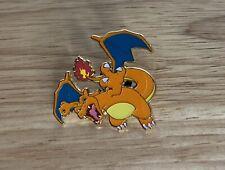 Pokemon Charizard GX Premium Collection Pin 1x pin Retro Collectible Genuine