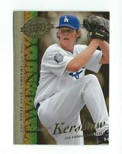 2008 Upper Deck 20th Anniversary #80 Clayton Kershaw RC Rookie Dodgers