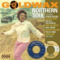 GOLDWAX NORTHERN SOUL Various Artists NEW & SEALED CD (KENT) 60s R&B RARE SOUL
