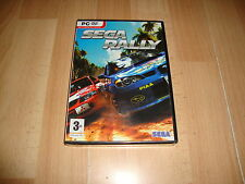 SEGA RALLY PARA PC DE SEGA RACING STUDIO NUEVO PRECINTADO