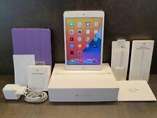 BLACK FRIDAY Apple iPad Mini 4 128GB Wi-Fi + Cellular 7.9 Silver OMAGGI OFFERTA!