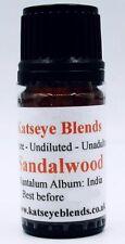 Legno di sandalo (Indiano) olio essenziale x 5ml non diluito, puro, 100% puro