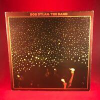BOB DYLAN THE BAND Before The Flood UK Double vinyl LP EXCELLENT CONDIT live E