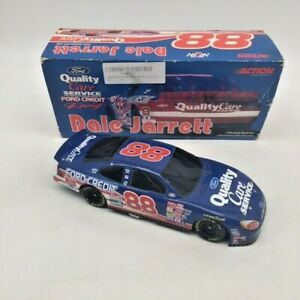 2000 Limited Edition Dale Jarrett #88 Ford Credit  Action  Series 1:24
