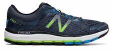 Zapatos para hombre 1260V7 New Balance Gris Con Negro