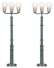 MTH 30-11034, O Scale, Lamp Set - Triple Park Light (2 per Set)