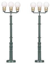 MTH 30-11034, O Scale, Lamp Set - Triple Park Light (2 per set)