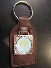 Key ring / sleutelhanger Subaru (leather)