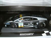 1/18 LAMBORGHINI GALLARDO LP600+ GT3 2011 GT MASTERS, #24.702 LTD ED MINICHAMPS
