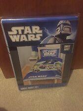 BRAND NEW Star Wars The Clone Wars KIDS QUILT DOONA SET SINGLE
