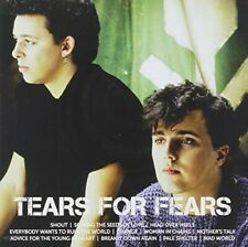 Tears For Fears Icon CD NEW