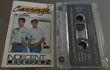 Say Goodbye ~ INDECENT OBSESSION Cassette Tape Single (Cassingle)
