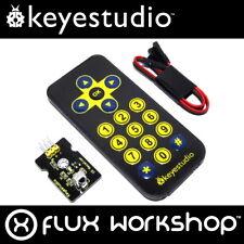 Keyestudio Infrared Remote Control Set KS-088 IR Receiver Arduino Flux Workshop